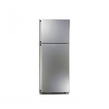 Réfrigérateur SHARP SJ-48C-SL 385 Litres NoFrost - Silver