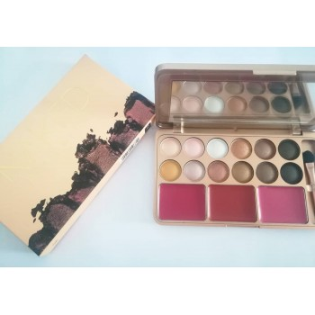 PALETTE NAKED URBAN DECAY 15 Couleurs