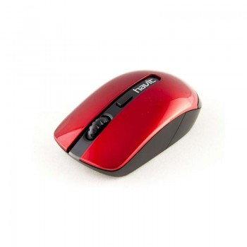 Souris Optique sans fil HAVIT MS989GT Rouge