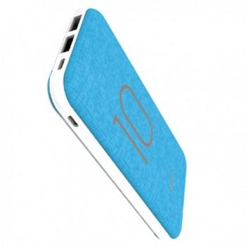 Power Bank WINX W26 10000 mAh 5V - Bleu