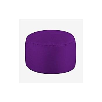 Pouf Rond 50 h 40 - violet