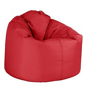 Pouf Poire Adult 70*60*90 cm - Rouge