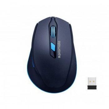Souris Optique Sans Fil PROMATE Clix-6 Bleu