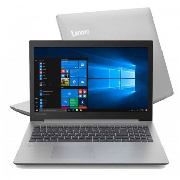 PC Portable LENOVO IP330 i3 7è Gén 4Go 1To Gris (81DE02N4FG)