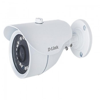 Caméra de Surveillance Externe D-LINK 2MP - Blanc
