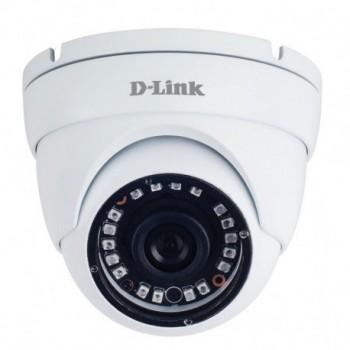 Caméra de Surveillance Intérieur&extérieur D-LINK 2MP - Blanc