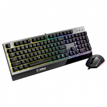 Pack Clavier & Souris Gaming MSI Vigor GK30 Combo