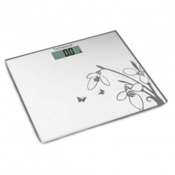 Pèse personne DIGITAL Techwood 150Kg - Blanc
