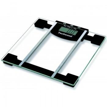 Pèse Personne Digital Techwood Impédancemètre 150 kg