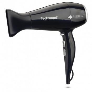 Sèche cheveux Pro TECHWOOD TSC-2106 2100W - Noir