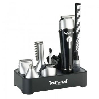 Tondeuse Multi-usages TECHWOOD TTN-622 - Argent & Noir