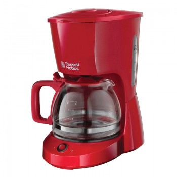 Cafetière Textures Russell Hobbs - Rouge
