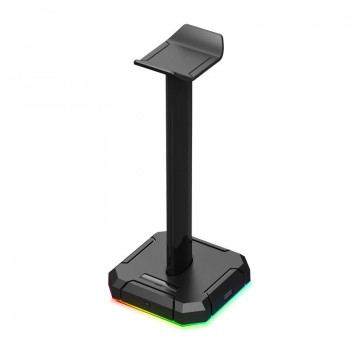 Support REDRAGON Scepter Pro Pour Micro Casque - Noir (HA300)