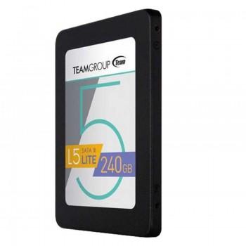 """SSD TEAM GROUP 2.5"""" SATA3 -L5- 240GB"""