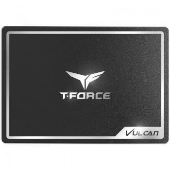 Disque Dur Interne TEAM GROUP T-Force Vulcan 250Go SSD Noir