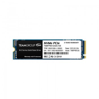 Mémoire Flash TeamGroup MP33 M.2 PCIe - 512 Go SSD