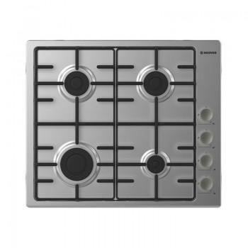 Plaque de cuisson Hoover 4 Feux 60cm - Inox