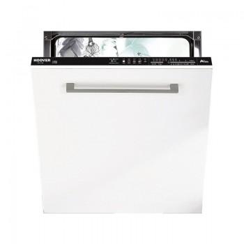 Lave vaisselle encastrable Hoover 13 couverts - Blanc