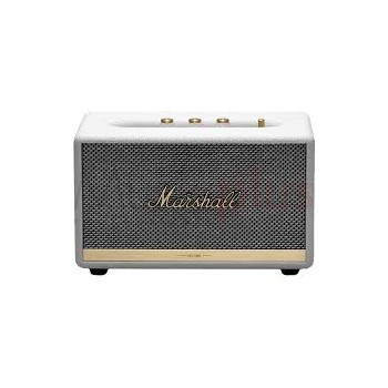 Marshall - Acton BT II WH, Station d'écoute Bluetooth blanc 40W