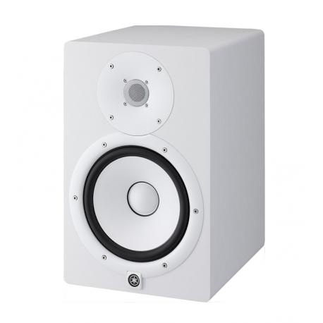 Yamaha - HS8, Enceinte de studio 2 voies Bi-amplifié , 120 Watts (La Pièce) Blanc