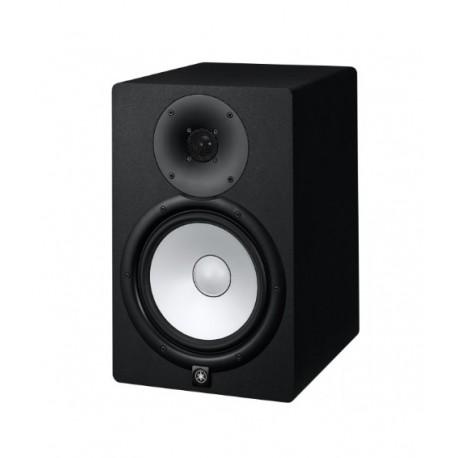 Yamaha - HS8, Enceinte de studio 2 voies Bi-amplifié , 120 Watts (La Pièce) Noir