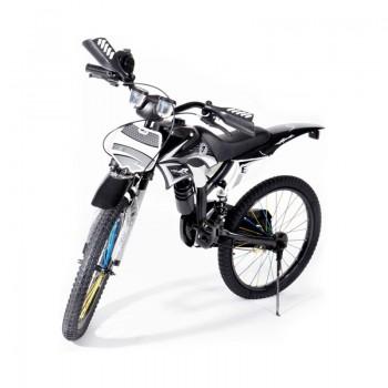 Bicyclette Moto-Cross pour enfant 5 - 7 ans - Noir - Jacaranda Tunisie