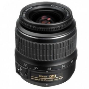 OBJECTIF POUR APPAREIL PHOTO NIKON AF-P DX NIKKOR 18-55mm f/3.5-5.6G VR