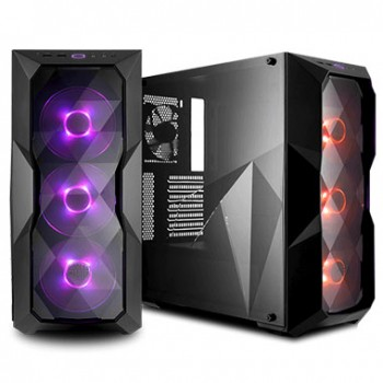 PC de bureau Gaming TD 7960S Plus - I7 9700K - 16Go - 500Go SSD - RTX 2060 Super 8Go
