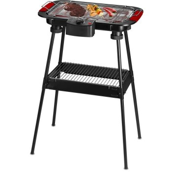 Barbecue Electrique sur Pieds ou de Table Techwood