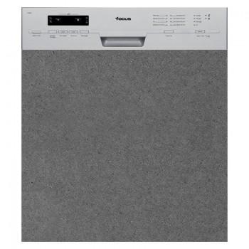 Lave Vaisselle FOCUS F502X 12 Couvert INOX