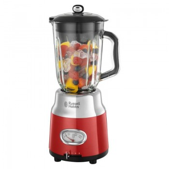 Blender Retro Russell Hobbs - Rouge