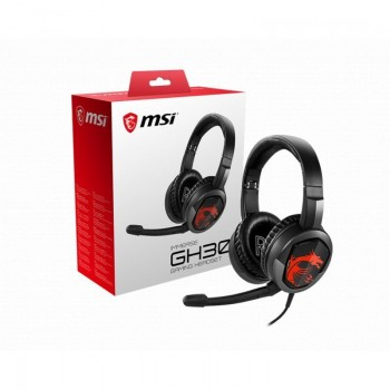 Micro Casque Gaming MSI Immerse GH30 - S37-2101000-SV1 - Jacaranda Tunisie