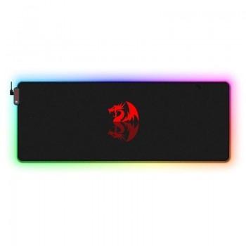 Tapis de souris Gaming Redragon neptune RGB XXL P027 - Jacaranda Tunisie