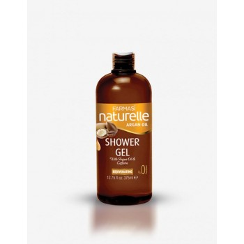 Gel Douche Naturelle Arganoil 375ML