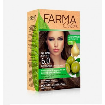 Farma Color BIO 6.0 - Blond foncé