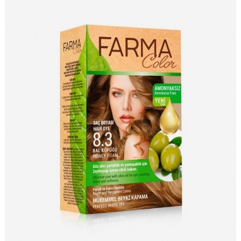Farma Color BIO 8.3 - Miel