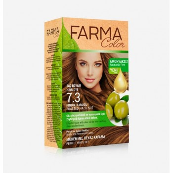 Farma Color Bio 7.3 - Noisette