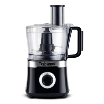 Robot Multifonction Techwood Food Processor 800W