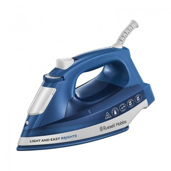 Fer à repasser Russell Hobbs Light & Easy Brights - Saphir