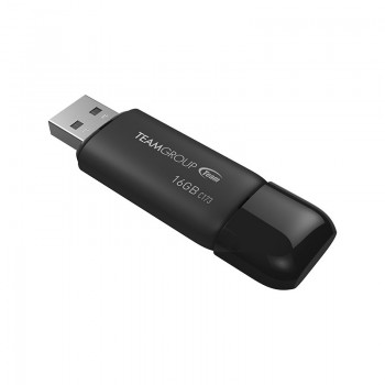 Clé USB TeamGroup C173 16Go USB 2.0 - Noir - Jacaranda Tunisie