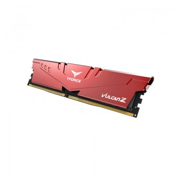 Barrette mémoire Gaming TeamGroup T-Force Vulcan Z - 16 Go DDR4 - Rouge