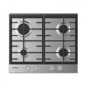 Plaque de cuisson Inox Hoover 4 Feux 60cm