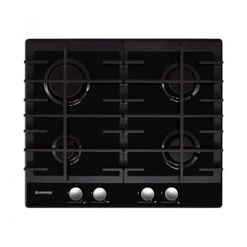 Plaque de cuisson Hoover 4 Feux 60cm - Noir