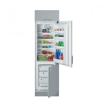 Réfrigérateur combiné intégrable Hoover 260 Litres - Silver