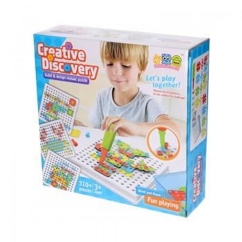 Boîte de découverte créative pour enfant