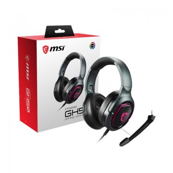 Micro Casque Gaming MSI Immerse GH50 - S37-0400020-SV1 - Jacaranda Tunisie