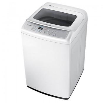 Machine à laver Top Load SAMSUNG WA90H4200SW 9KG Automatique - Blanc