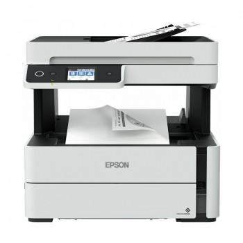 Imprimante Multifonction Jet d'encre Epson EcoTank ET-M3140 - 4 en 1 Monochrome - C11CG91402 - Jacaranda Tunisie