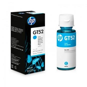 Bouteille d'encre Original HP GT52 - 70 ML - Cyan - M0H54AE - Jacaranda Tunisie