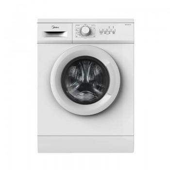 Machine à laver Frontale Automatique Midea 5 kg - Blanc - MFE50-S802W - Jacaranda Tunisie
